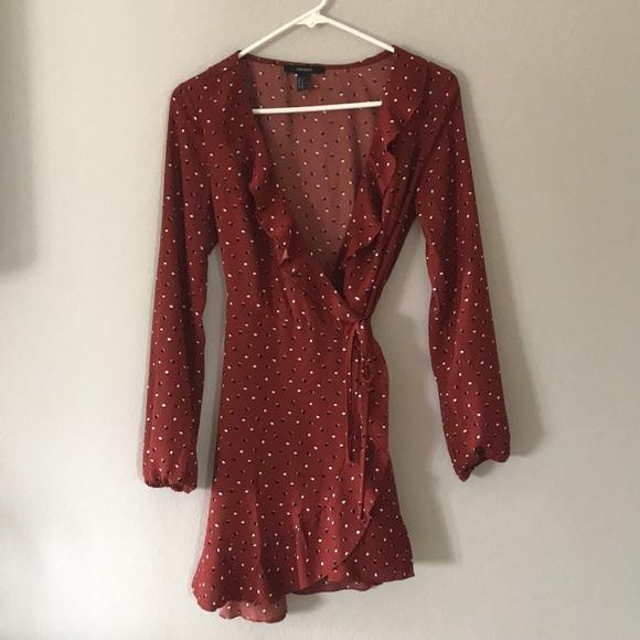 Forever 21 Dresses & Skirts - Adorable Polka Dot Dress
